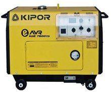 Kipor Diesel KDE7500TD aggregaat