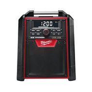 M18 Jobiste Radio/Lader met Bluetooth
