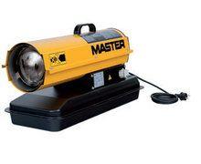 Master diesel heater B 35 CED