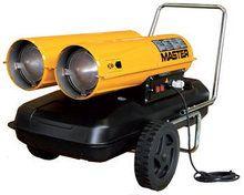 Master diesel heater B 300 CED
