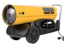 Master diesel heater B 180
