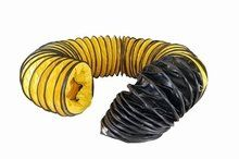 Flexibele zwart-gele slang 7