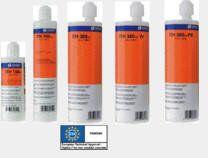 Chemisch anker polyester ITH 150 P styreen vrij met 1 mengtuit 165ml