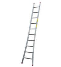 ladder uitgebogen