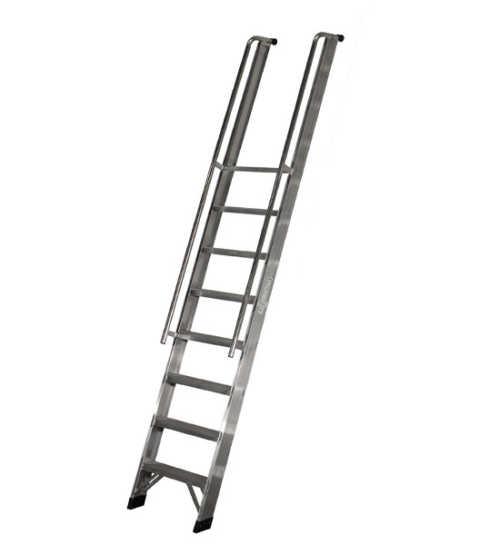 Magazijn trap