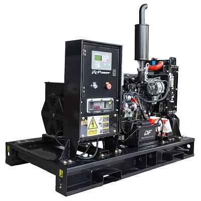 Diesel generatoren groot