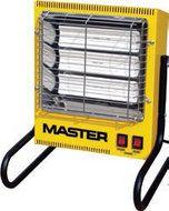Infrarood/werkplaats Heaters