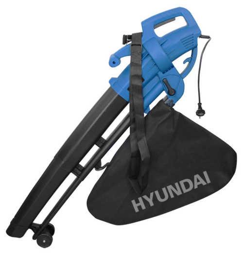 Hyundai 3-in-1 bladblazer en -zuiger 3000W