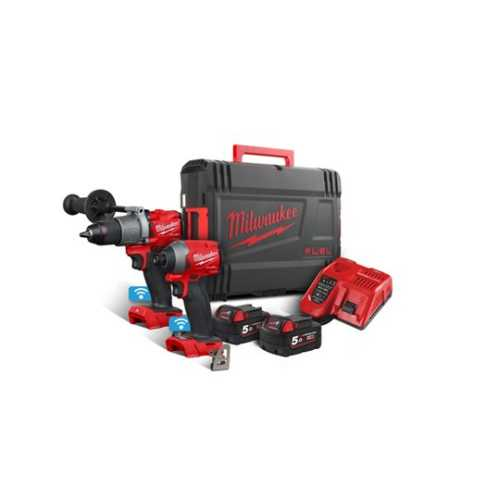 Milwaukee M18 ONEPP2A2-502X Fuel One Key Power Pack