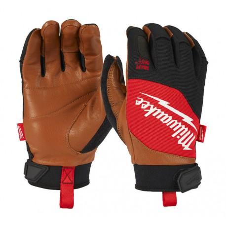Lederen Werkhandschoenen Milwaukee