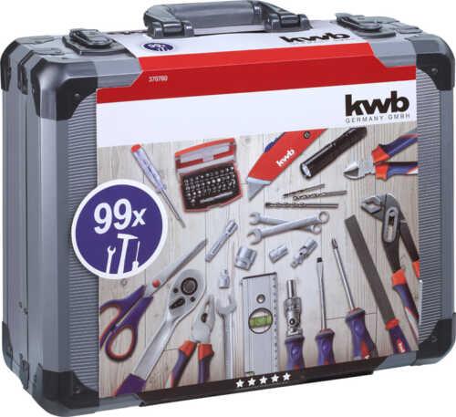KWB Gereedschapskoffer 99- delig