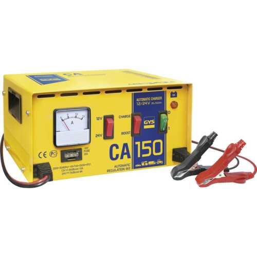 GYS Automatische Acculader CA 150 12-24V