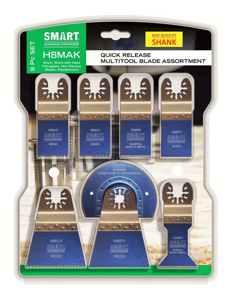 Smart UN TRA bladen sets