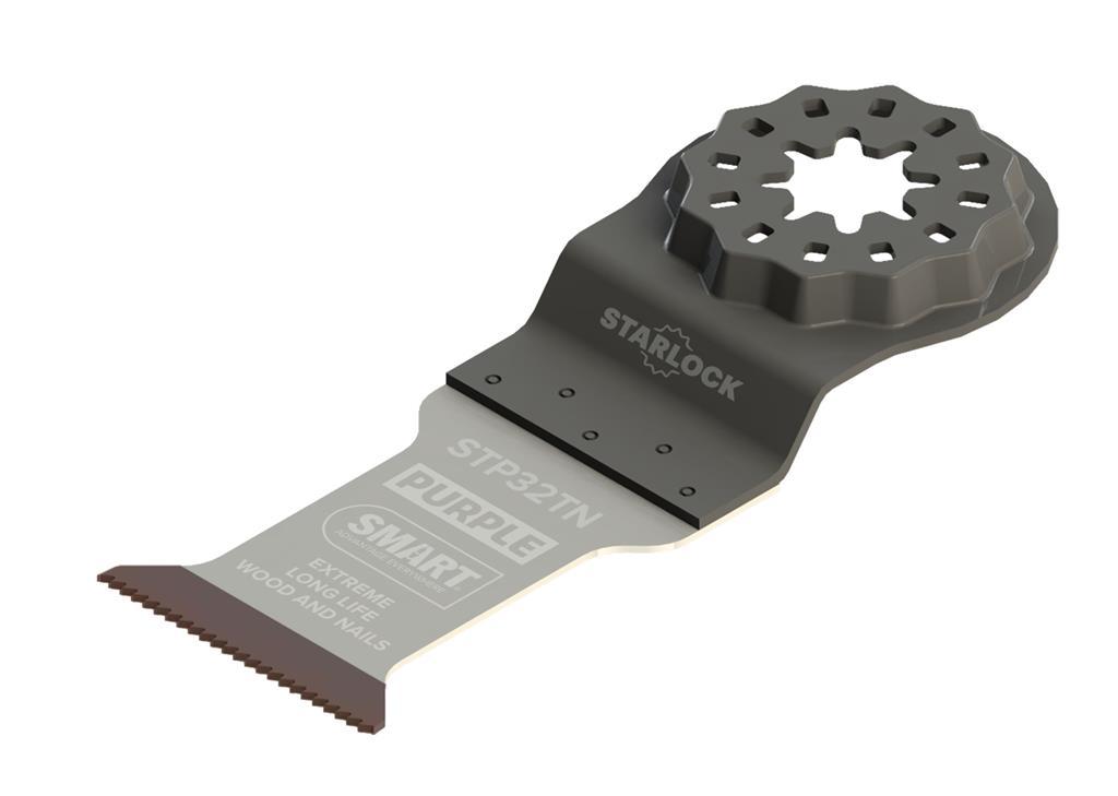 Smart smart lock zaagblaadjes bi-metaal Titaanblad