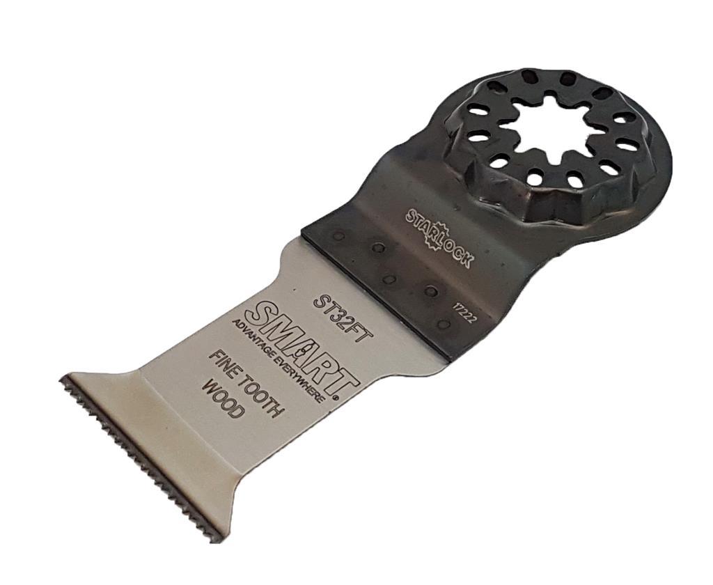 Smart smart lock zaagblaadjes hout