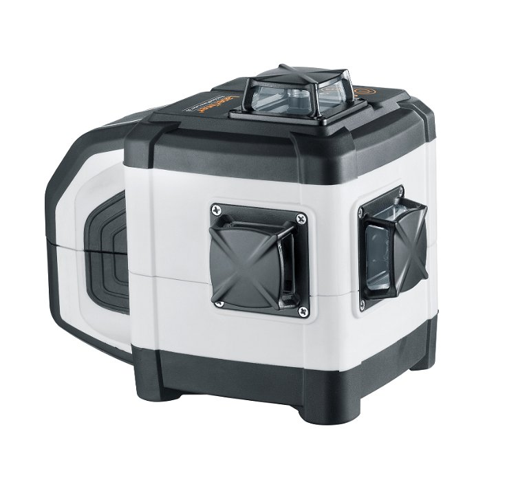 3D Lasers met motorische verstelling